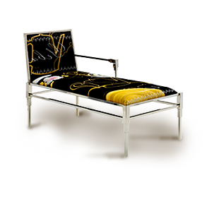 Jewels Chaise Longue