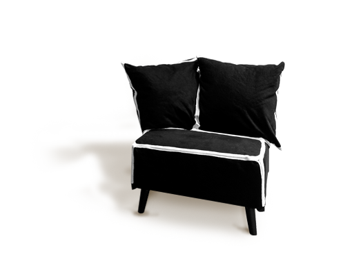 Couch on Canvas